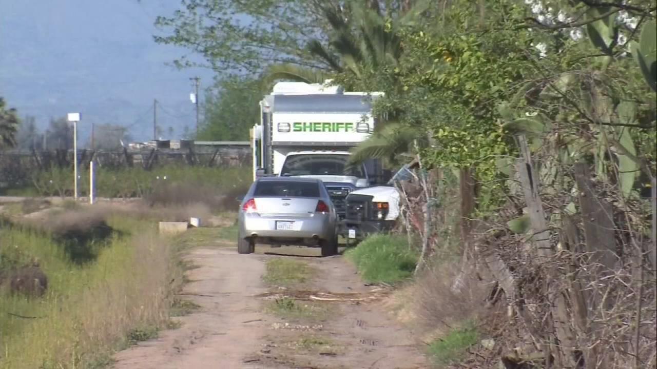 Homicide investigation near Kingsburg