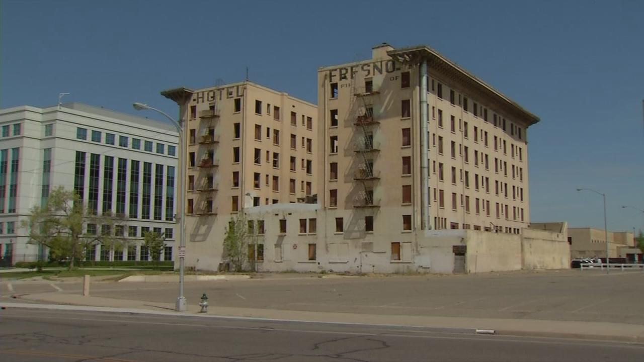 Push to declare Hotel Fresno a historic place