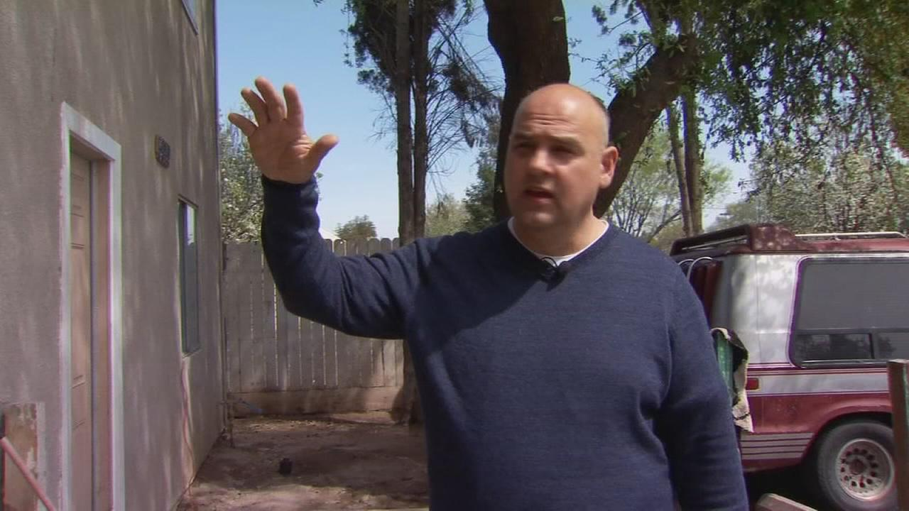Fresno City Council candidate says hes been unfairly labeled a slumlord