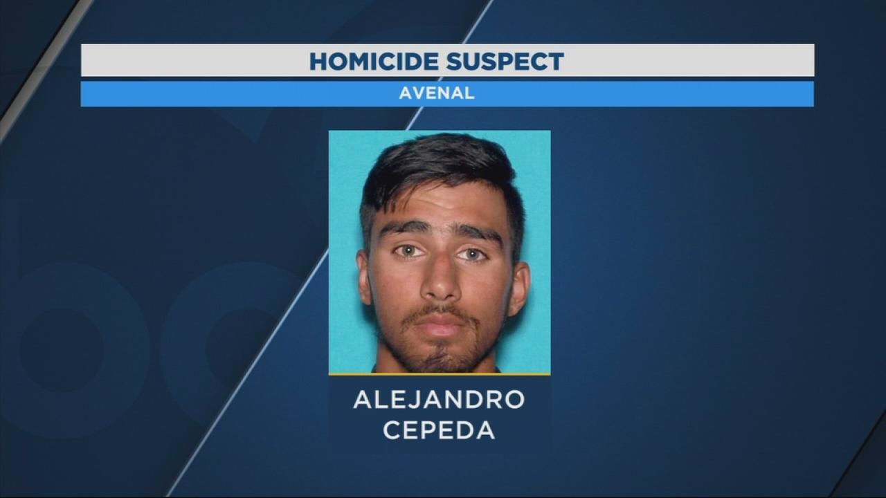 Police searching for Avenal man suspected of homicide