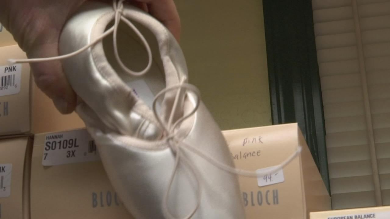 Former ballet dancer giving back to dancing community in Central Valley