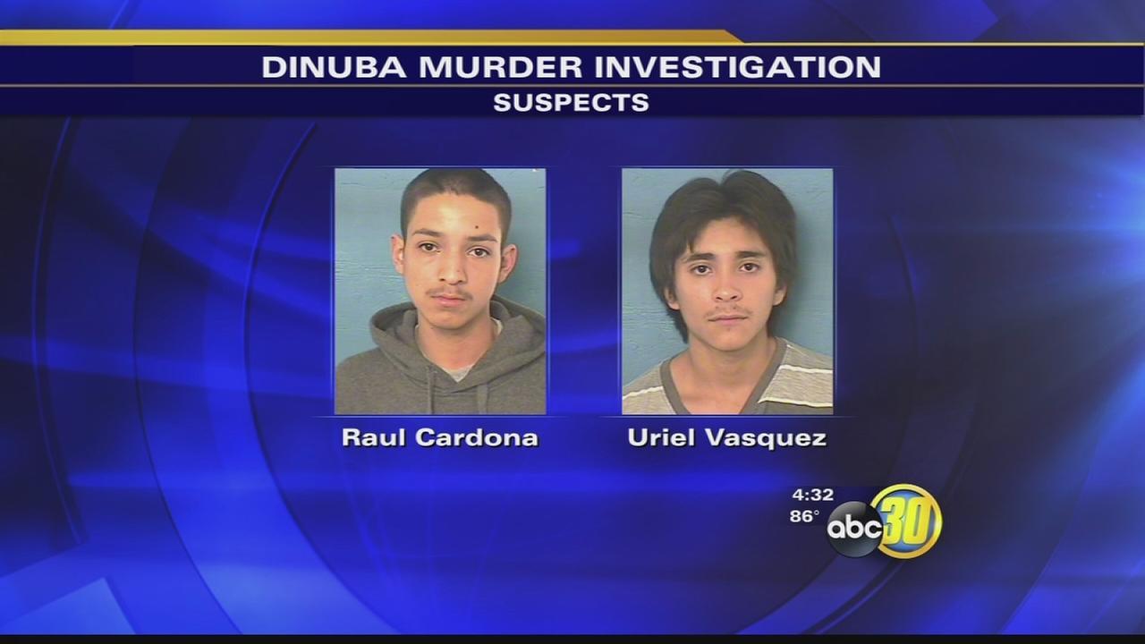 Homicide In Dinuba Ca