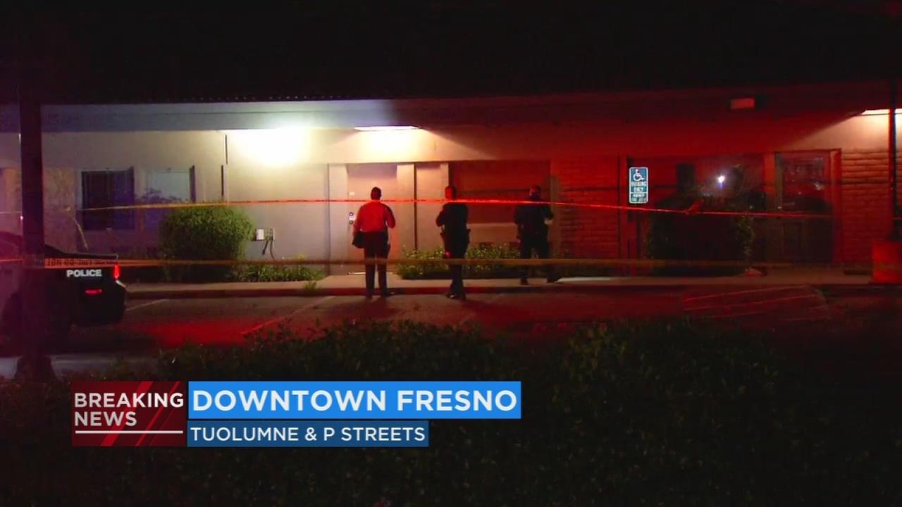 downtown fresno stabbing