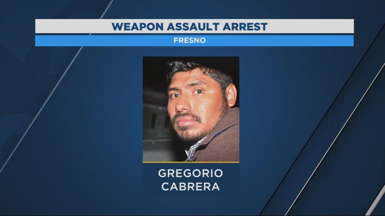 Suspected sexual assault suspect arrested for shooting at alleged victim after she followed him