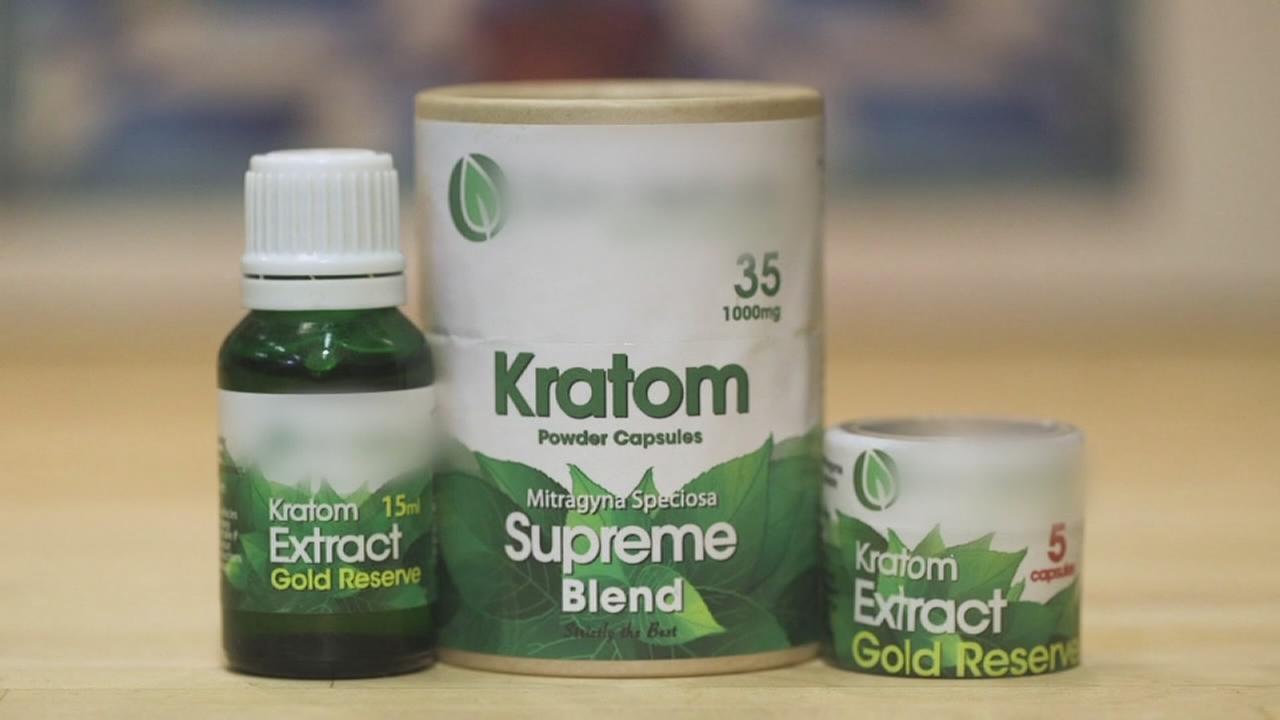 Dangers of Kratom supplements