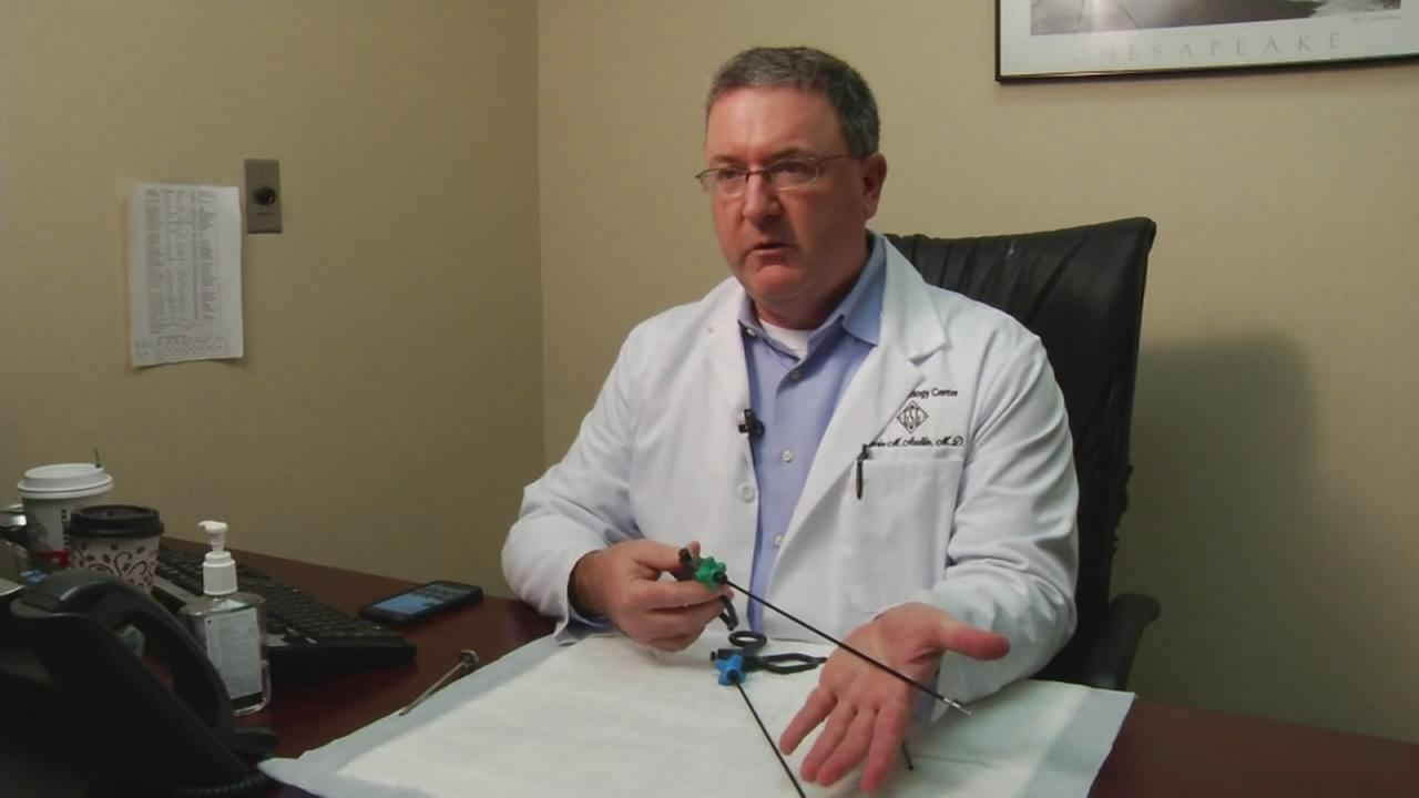 Low-impact endometriosis surgery preserves fertility