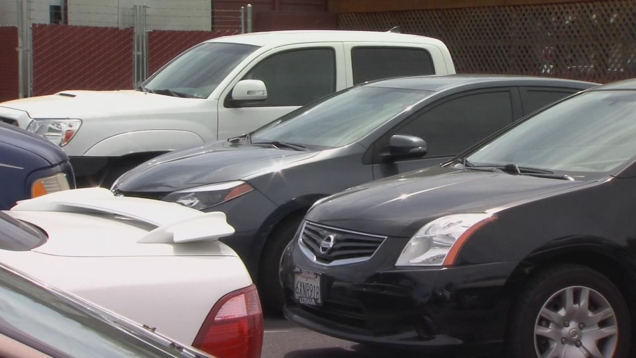 As car break-ins increase, Fresno Police say rideshare users are a target