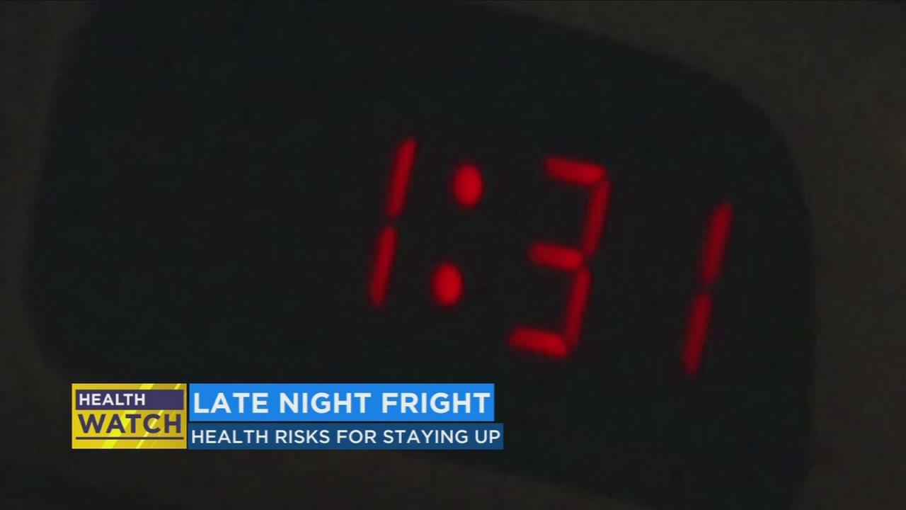 New study shows night owls have greater risk of dying sooner