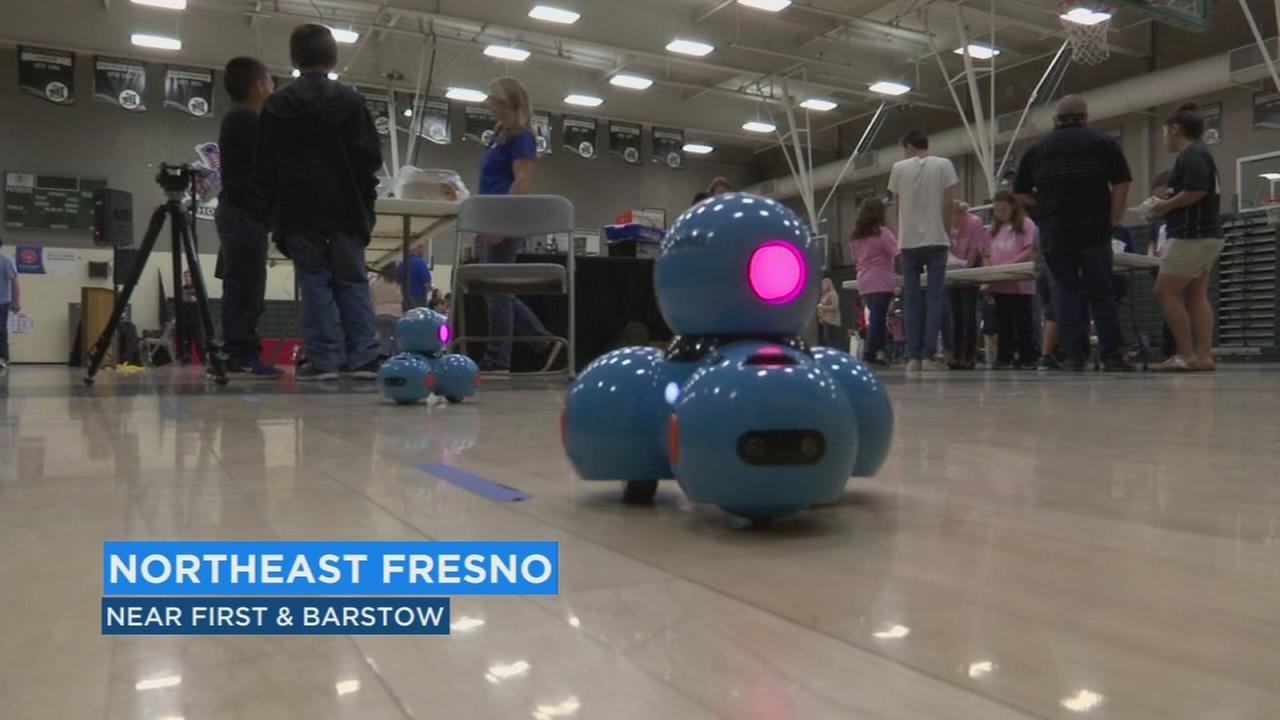 Fresno County kids turn a toy into a technological masterpiece