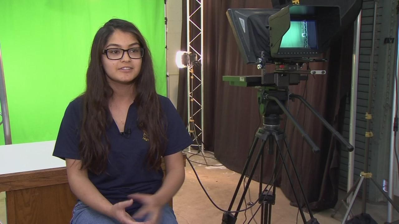 Creativity leading to employment for young people in the Central Valley