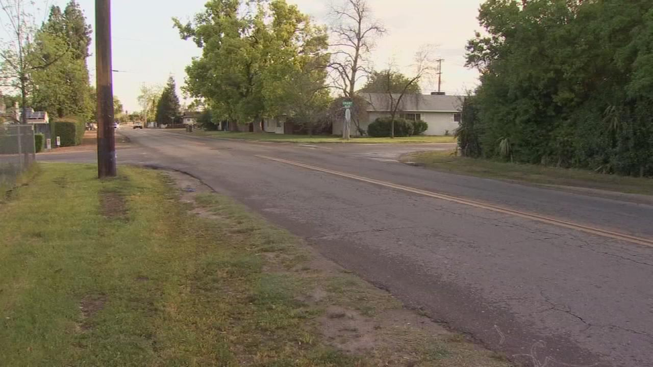 Police looking for driver who hit woman and left her in the roadway in East Central Fresno