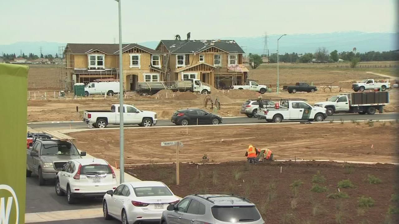New development in Fresno will help meet the demand for housing west of Highway 99