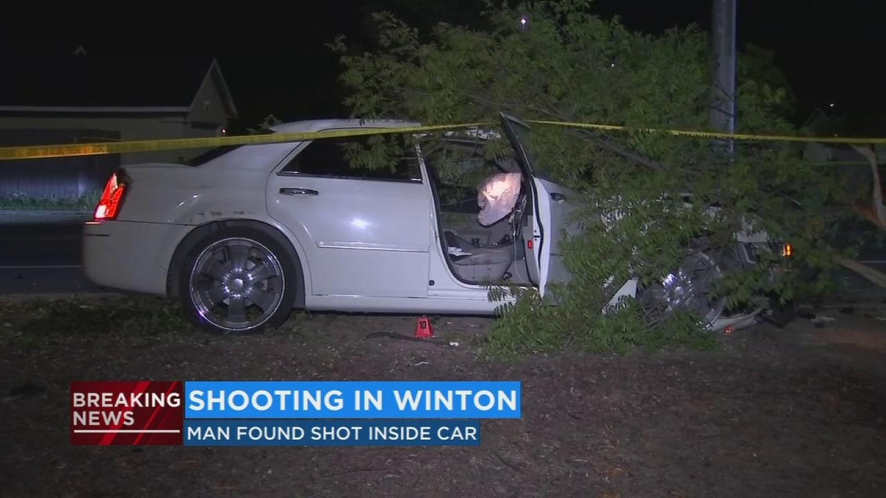 Man shot in Winton, Merced County Sheriffs Office investigating