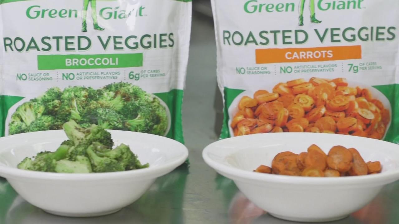 Best New Frozen Veggies