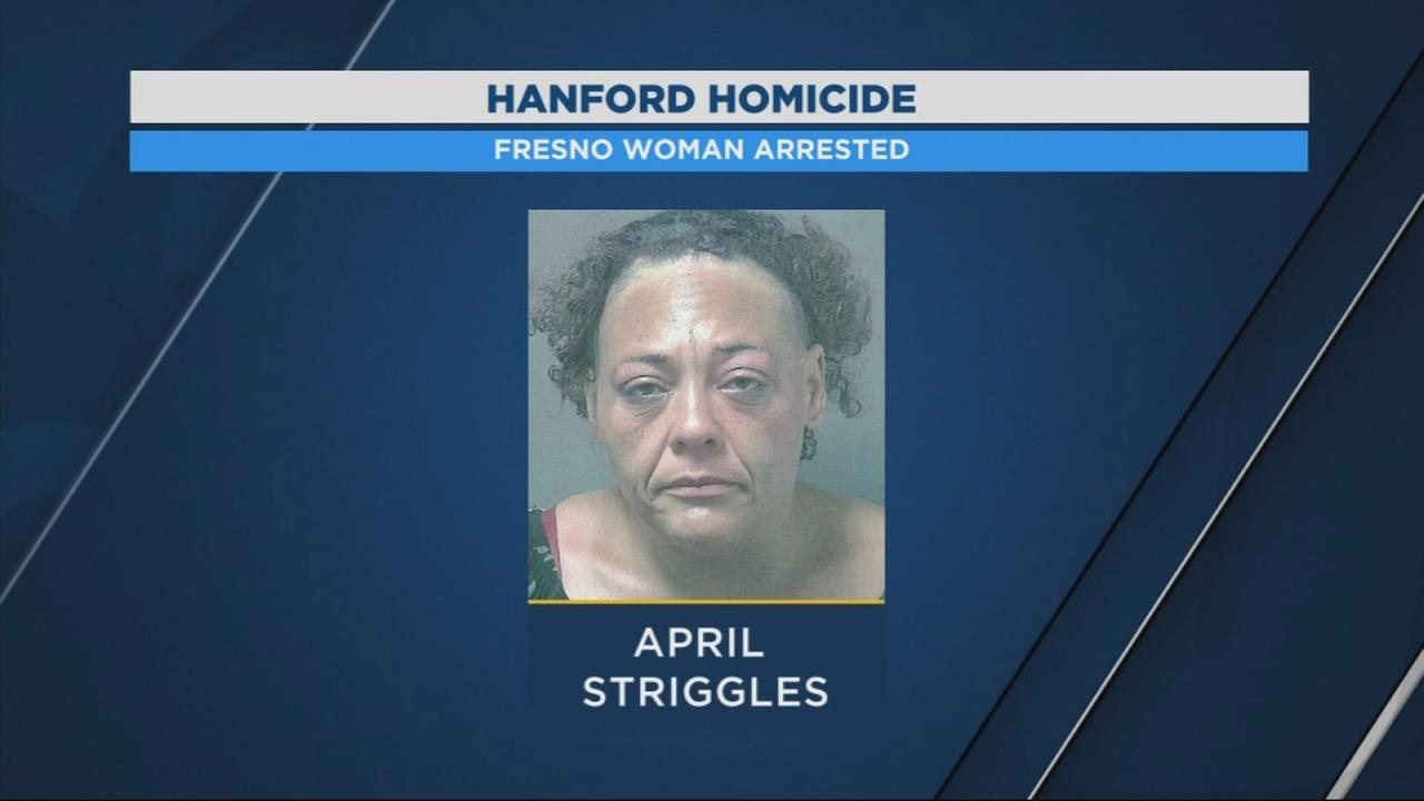 Fresno woman arrested for aiding couple in the torture and murder of Hanford man