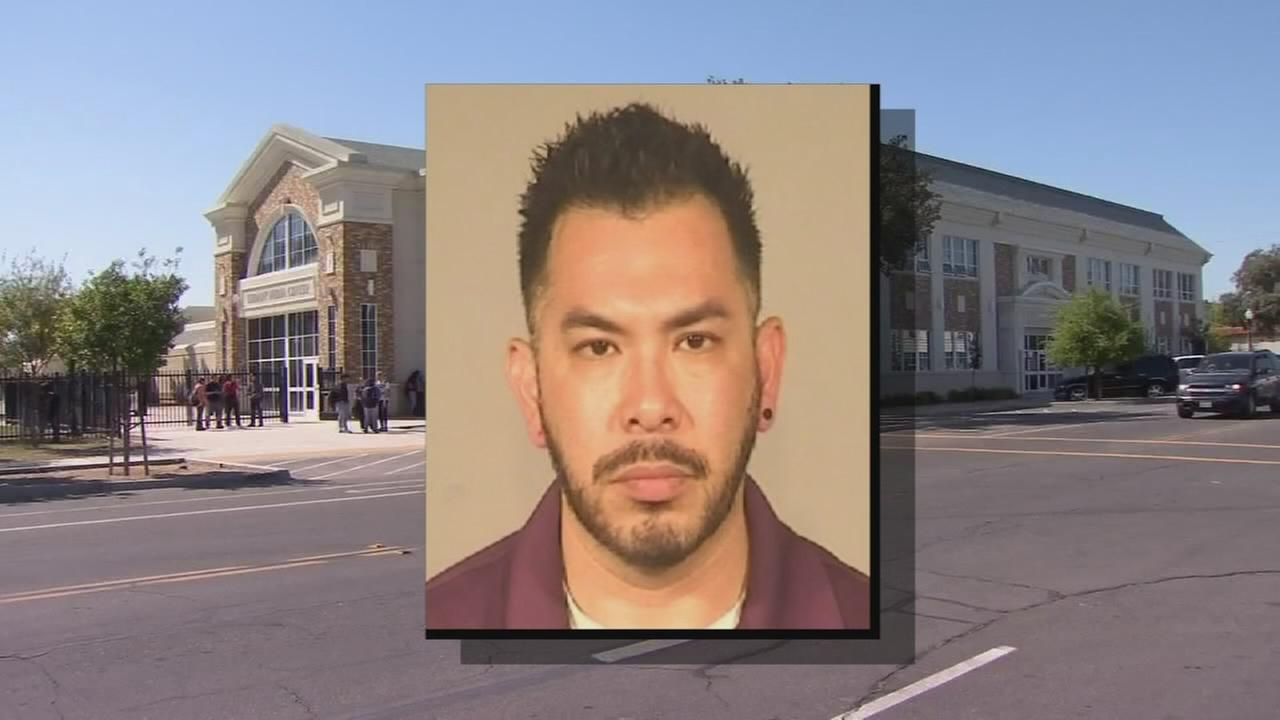 More students accuse Fresno High teacher of inappropriate contact