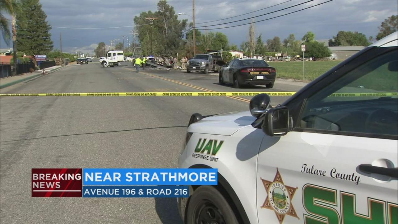 Pregnant woman dies, toddler hospitalized with major injuries after DUI crash near Strathmore