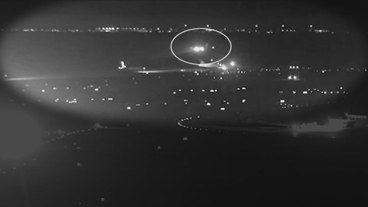 NTSB releases new video showing Air Canada flights close call at SFO