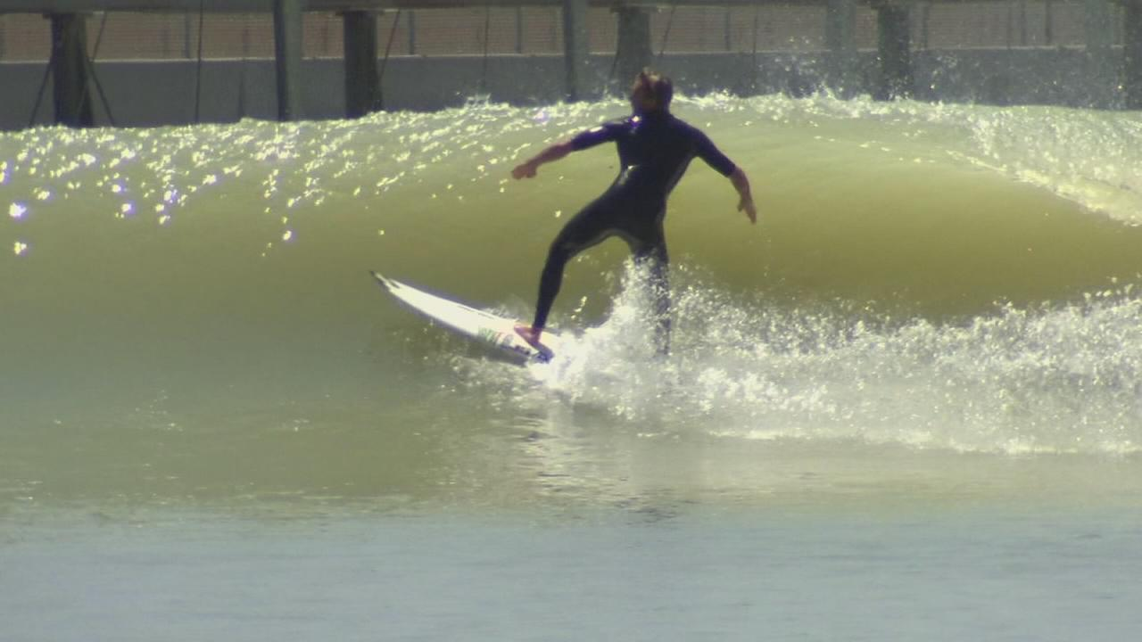 Lemoores Surf Ranch set to host first major surfing competition