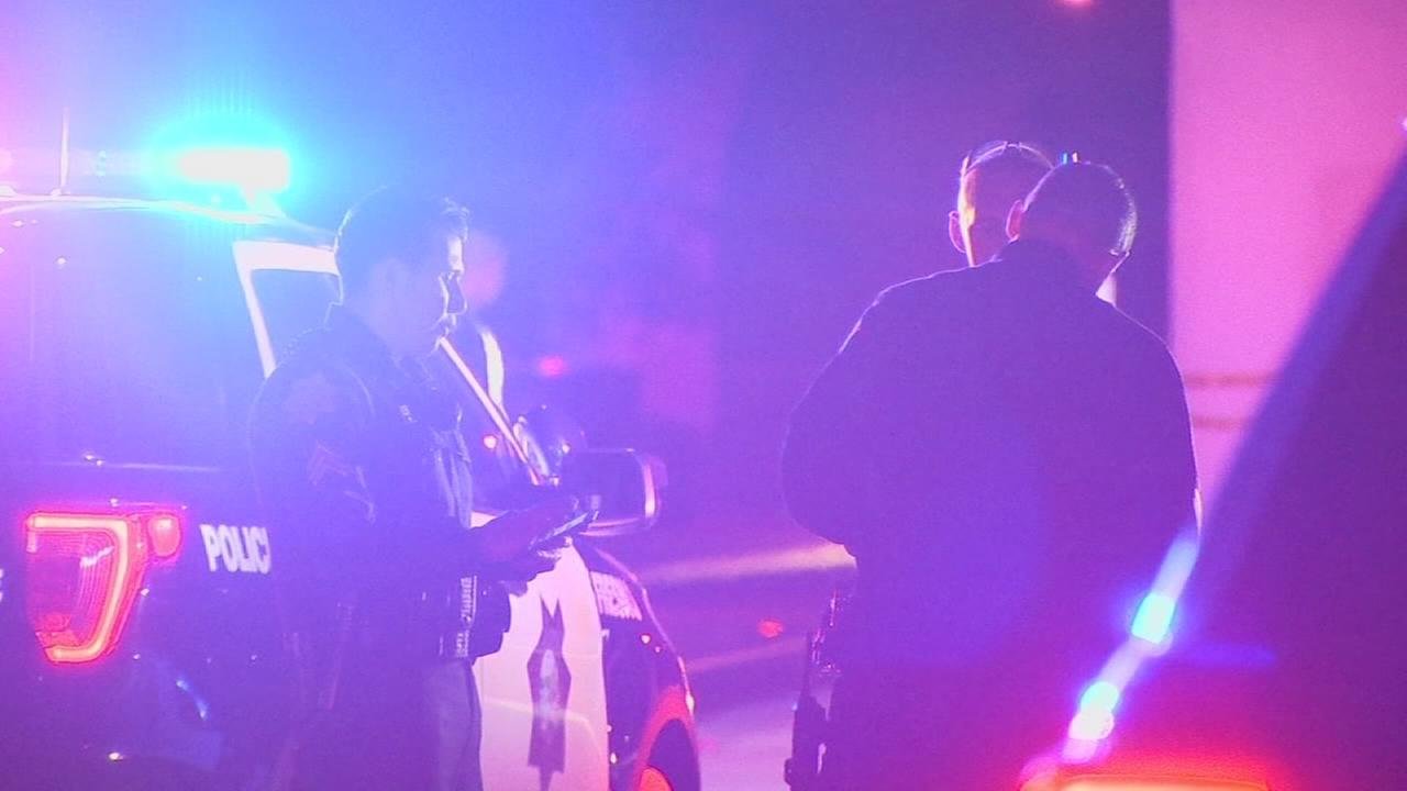 Pedestrian killed after being hit by motorcycle