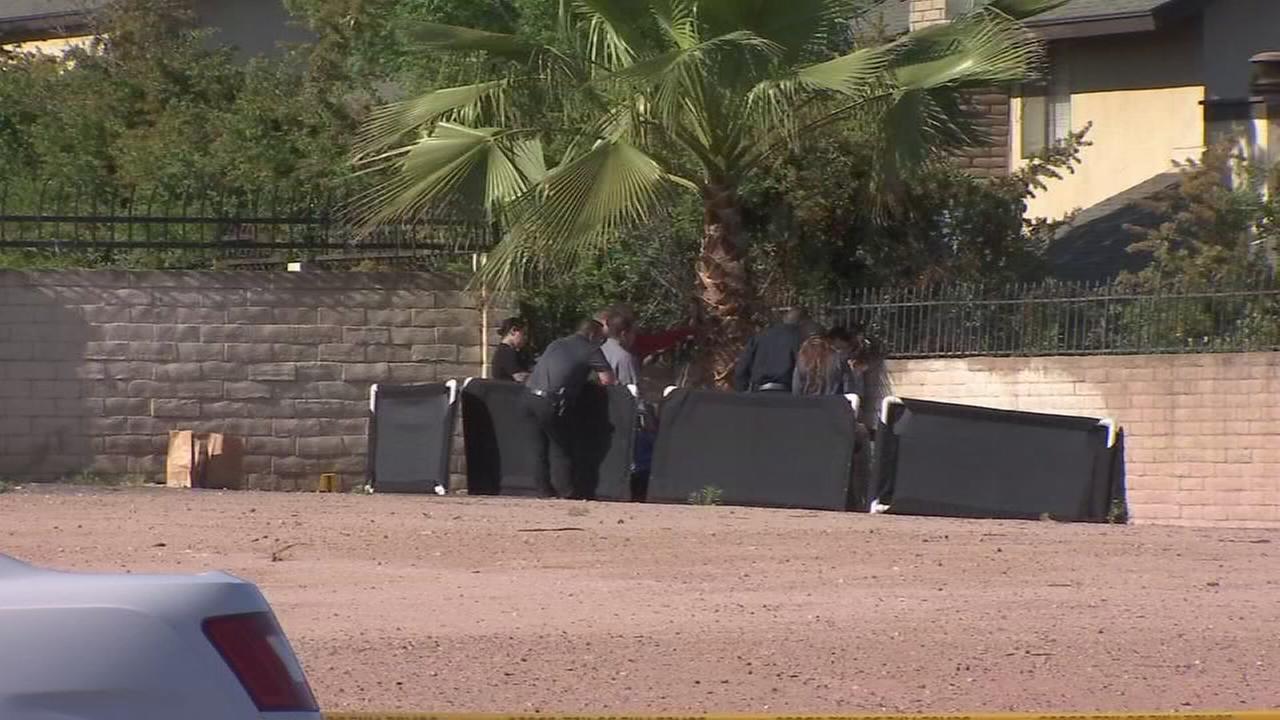 Fresno PD investigating possible homicide near Fresno Pacific