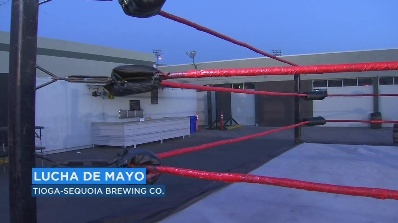 Lucha de Mayo coming to Downtown Fresno