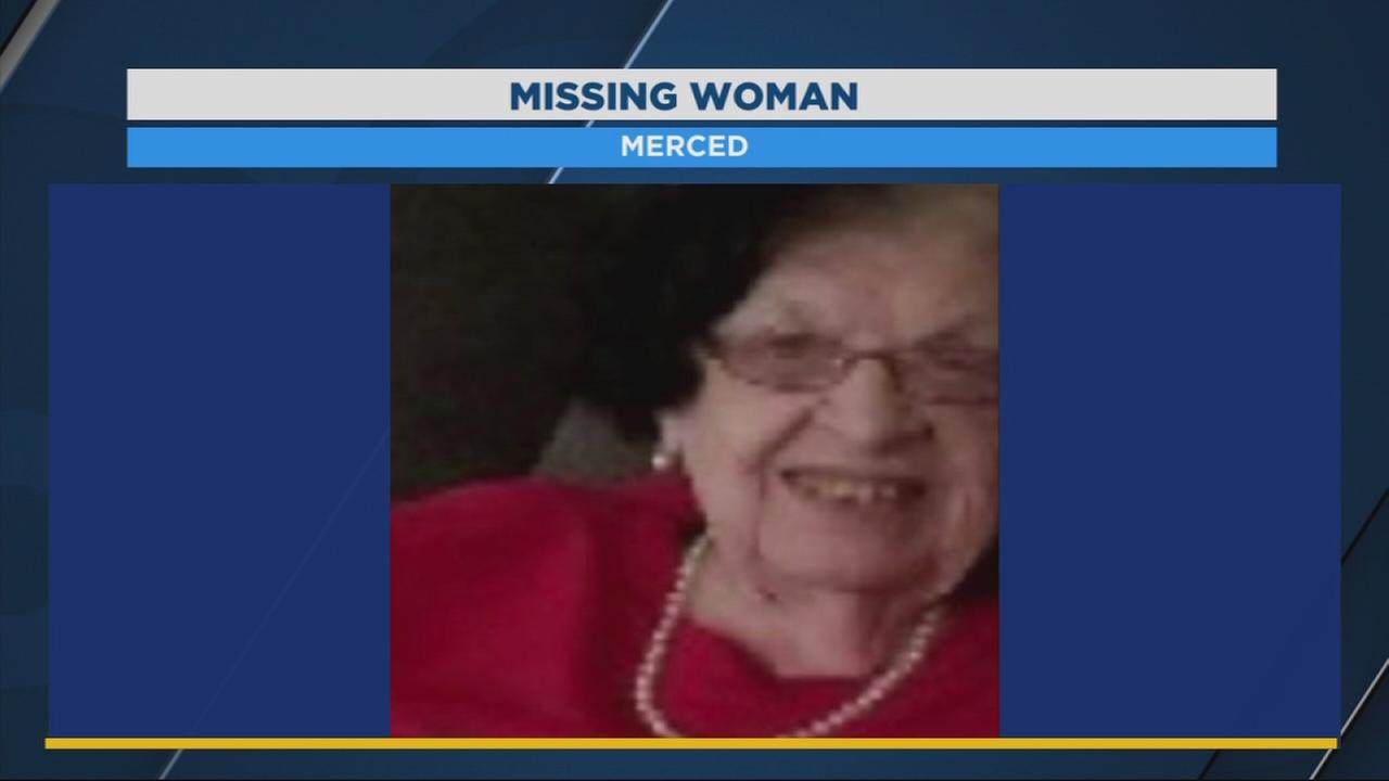 Merced Police look for missing 88-year-old