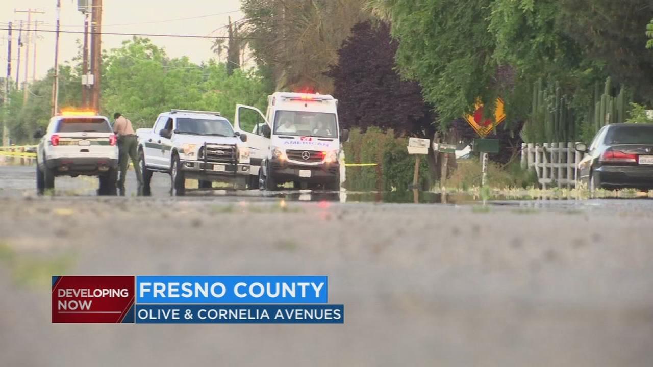 Sheriffs deputies investigating homicide in West Central Fresno