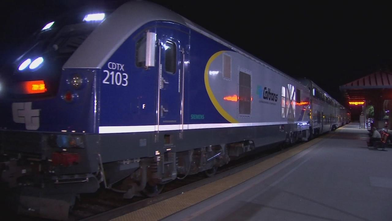 Morning express rolls out of Fresno helping Valley passengers get to Sacramento