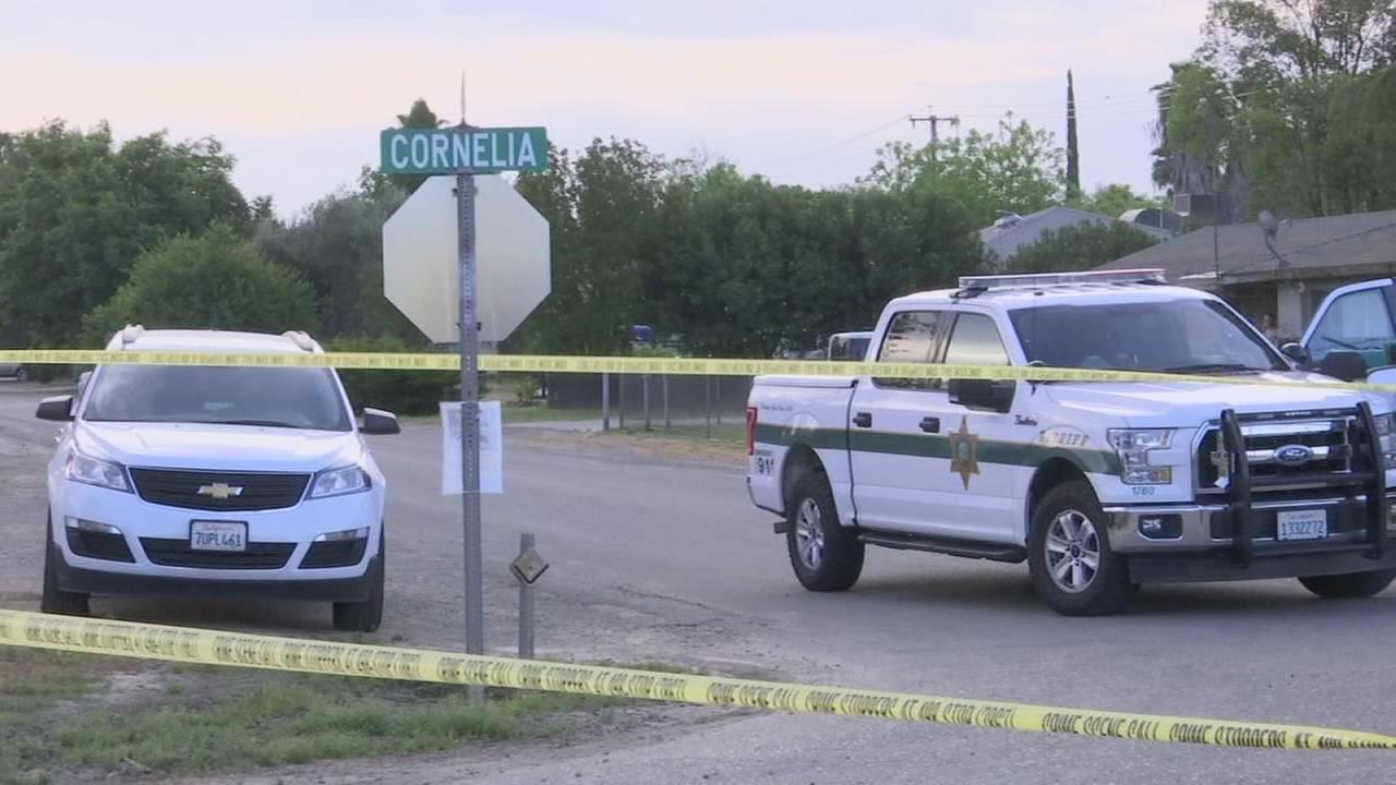 Man arrested for shooting death of girlfriend in West Fresno