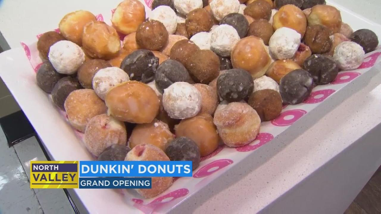 New Dunkin Donuts opens in Madera