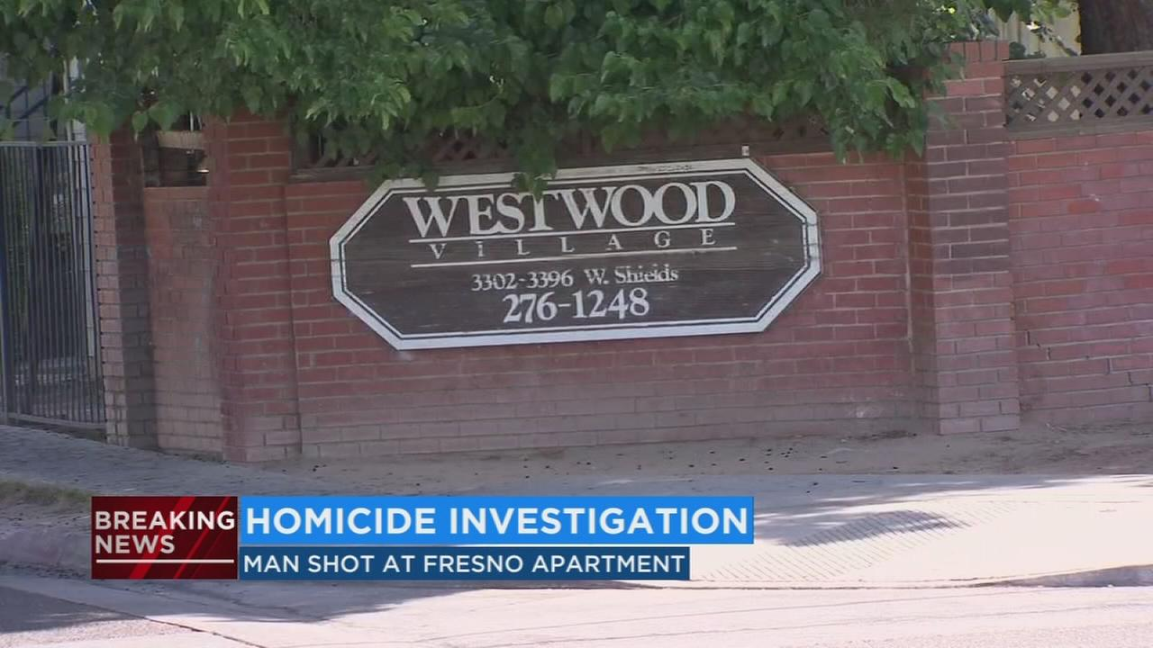 Police investigating a homicide after a man was found dead in West Central Fresno