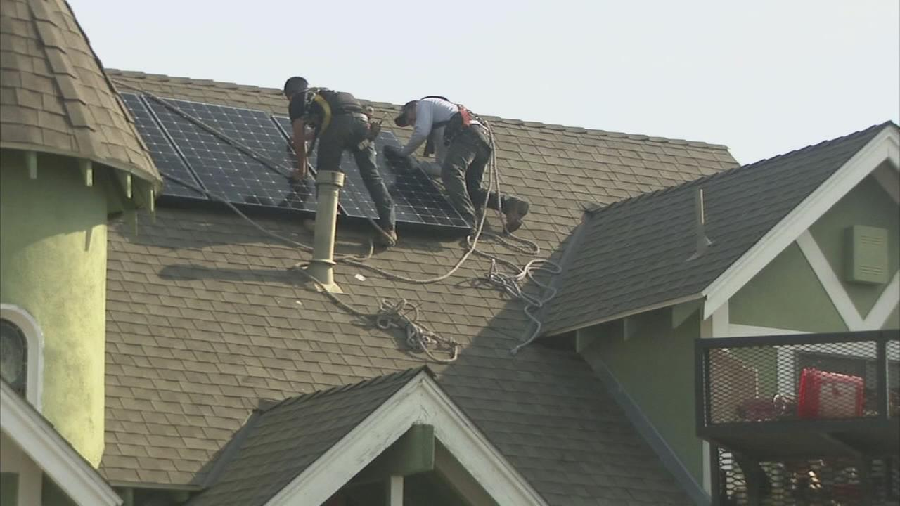 Solar panels could become mandatory on new homes