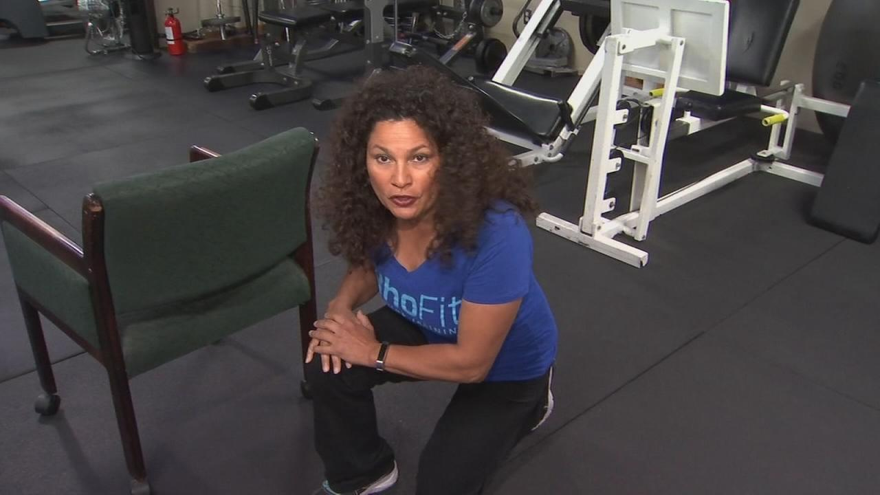 Building balance and muscle strength