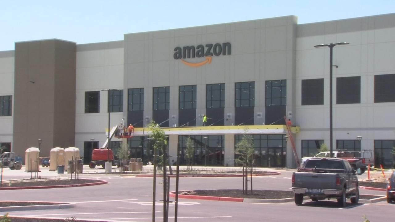 Amazon looking to hire hundreds for new Fresno fulfillment center