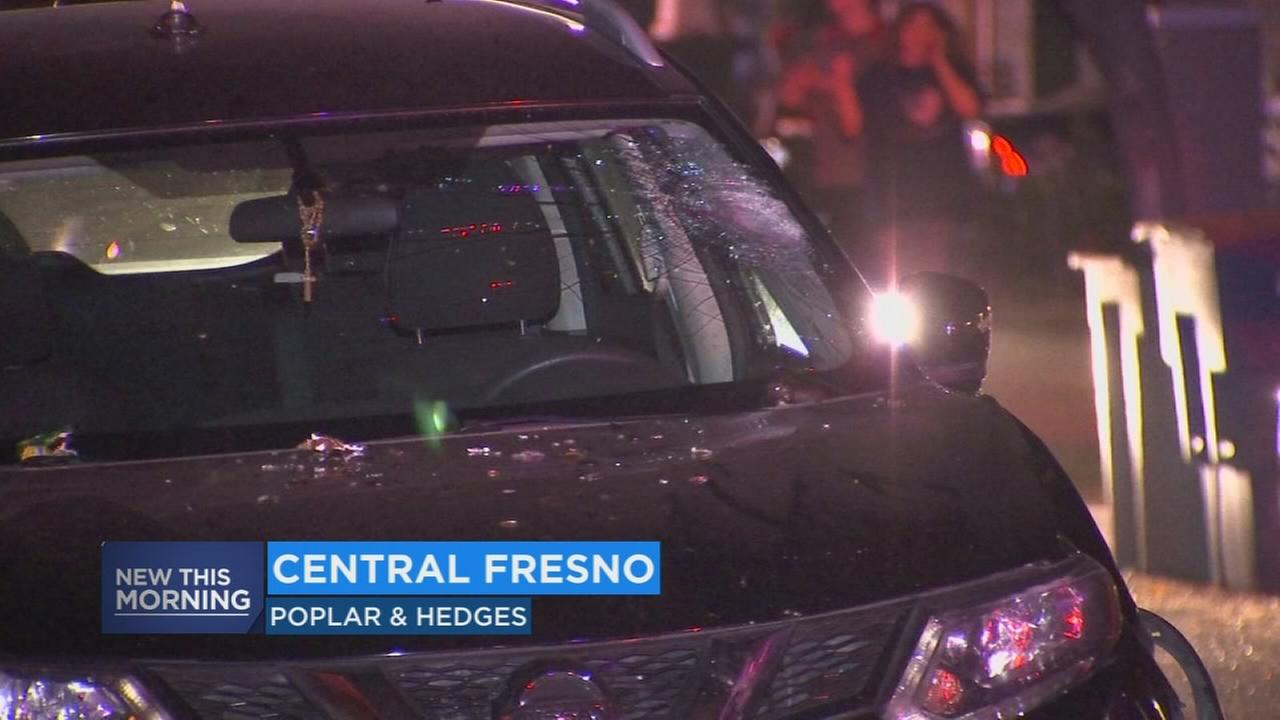 Woman arrested in Central Fresno for hitting bicyclist while driving under the influence