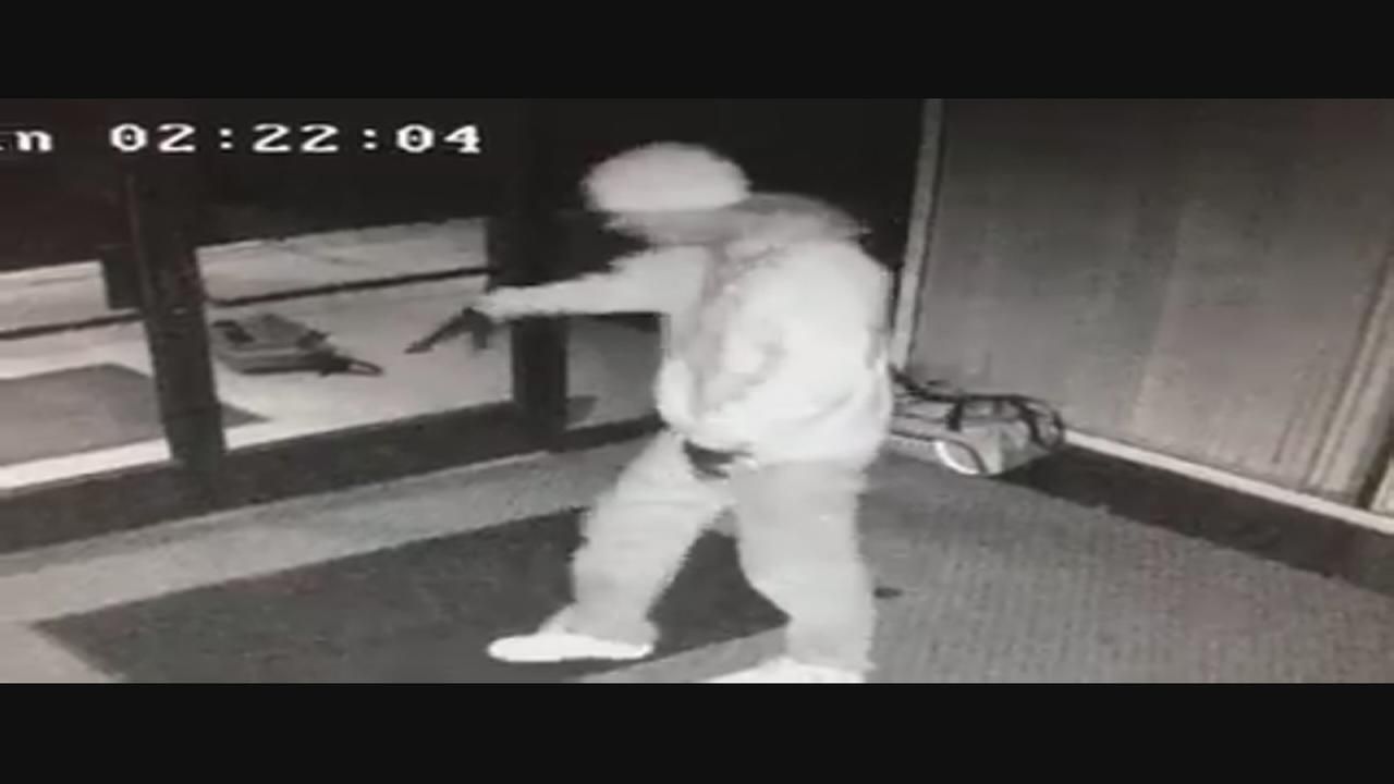 Fresno Police arrest burglary suspect, catch him dancing on camera