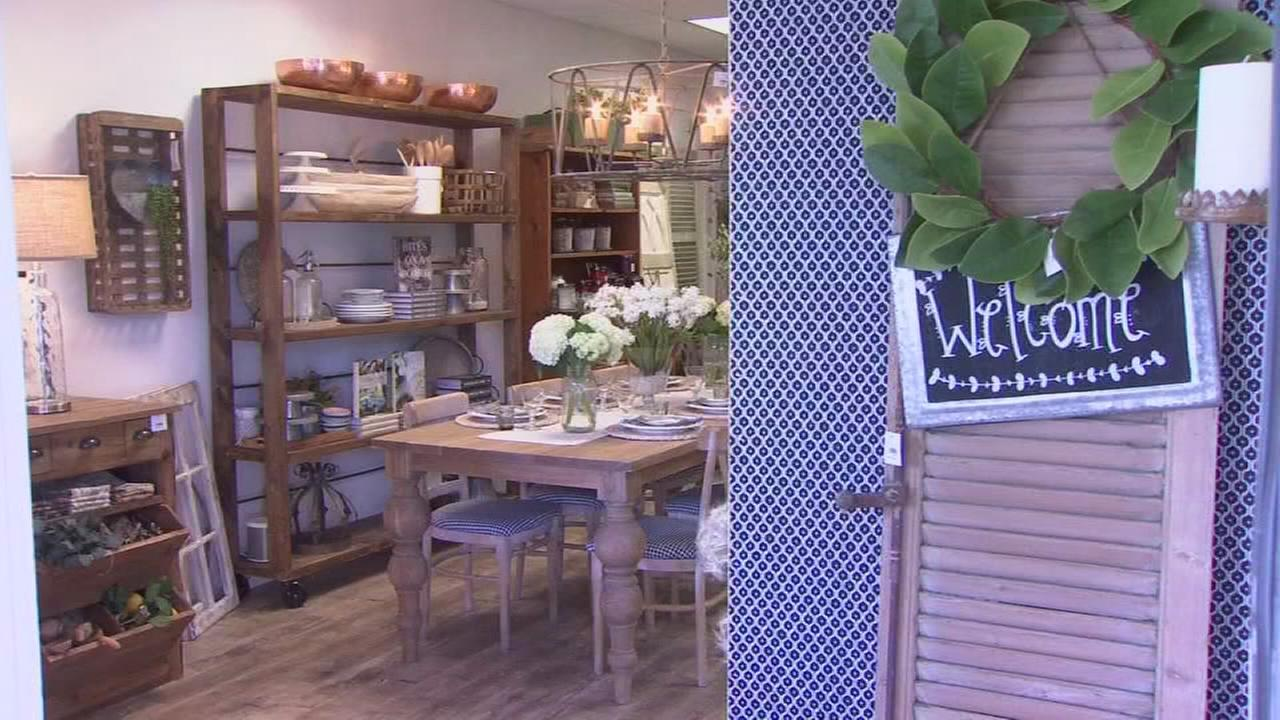 More interior design stores are popping up in Old Town Clovis