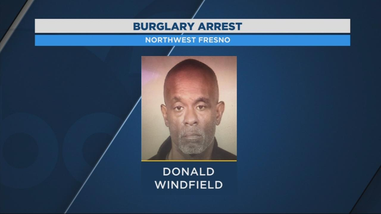 Police arrest one suspect, search for another after burglary at Central Unified storage yard