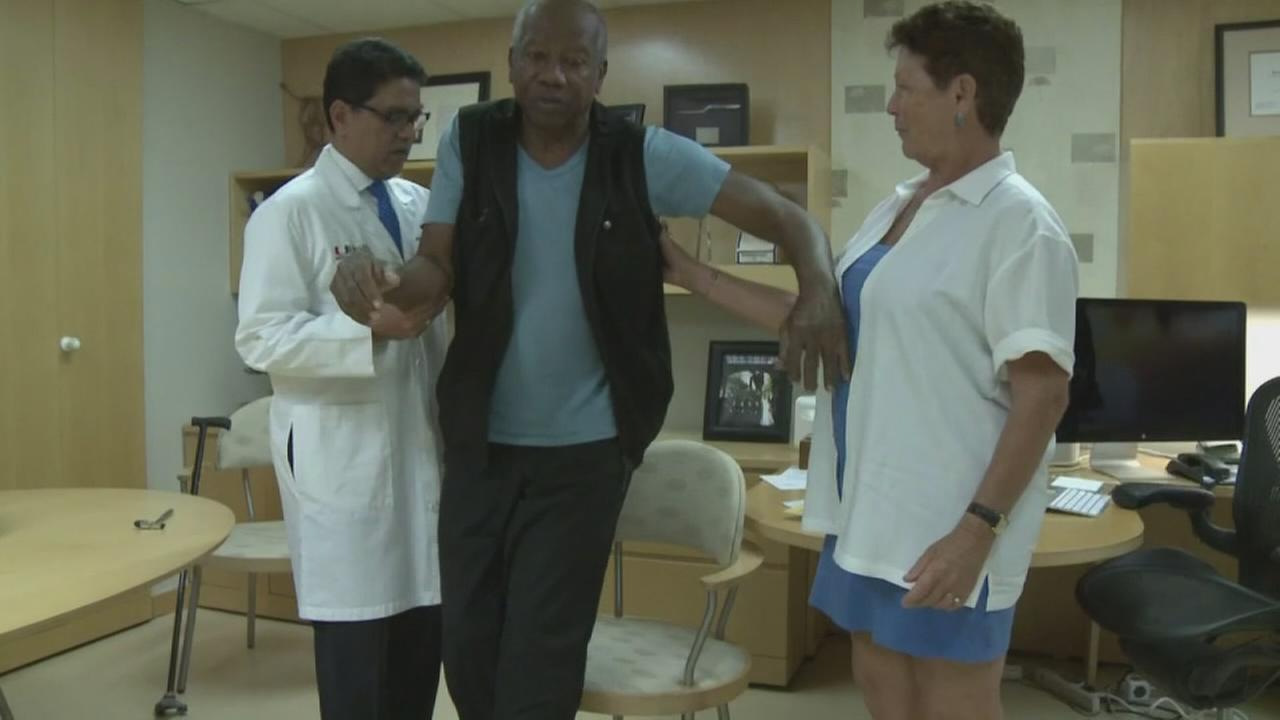 Stem cells extend stroke treatment window