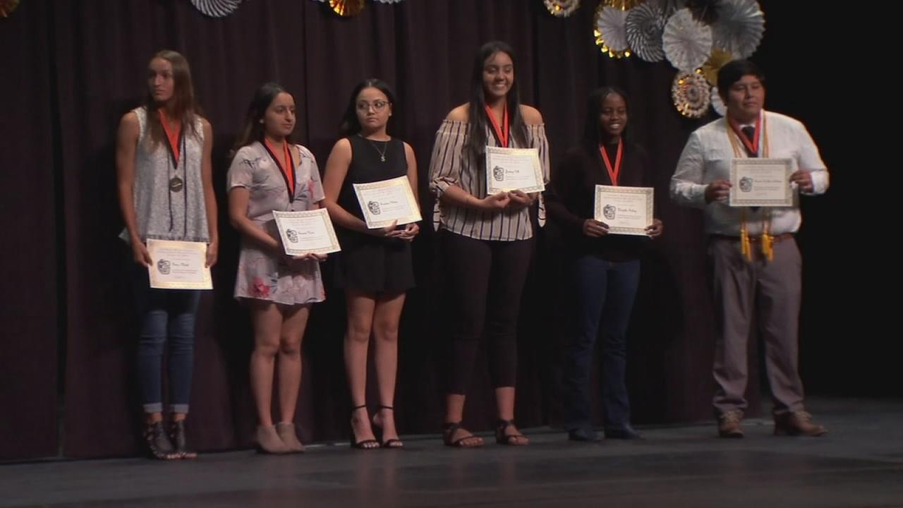 Central Unified awards several scholarships in honor of slain student Janessa Ramirez