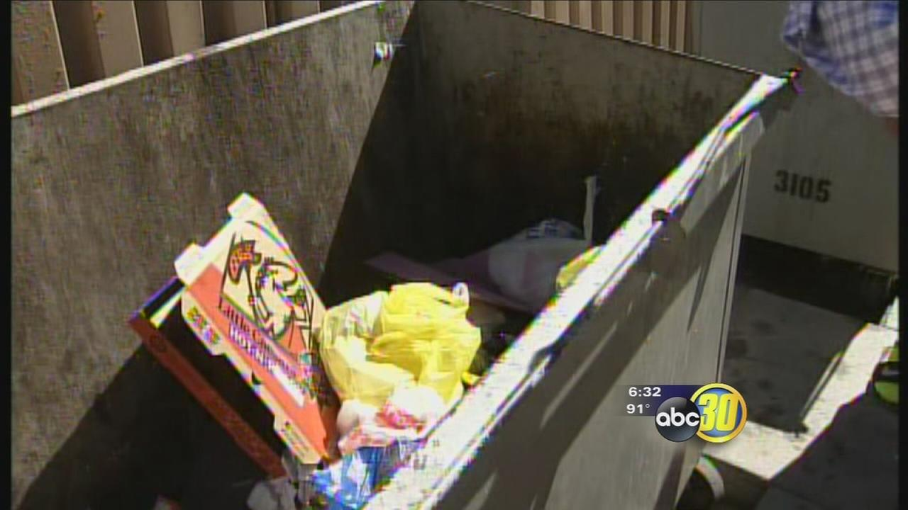 Merced couple wants to adopt baby found in dumpster