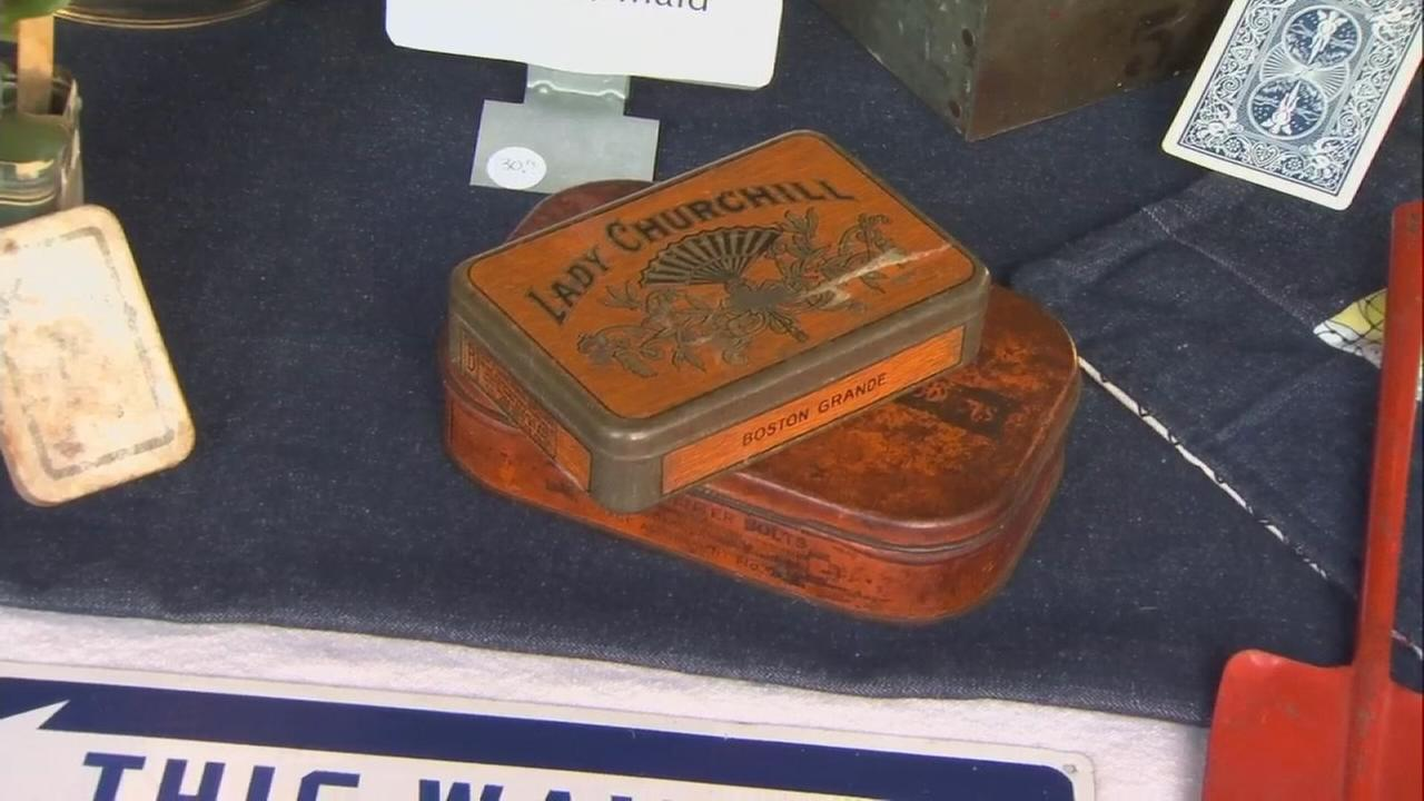 Streets of Old Town Clovis will soon be filled with vintage treasures for Glorious Junk Days