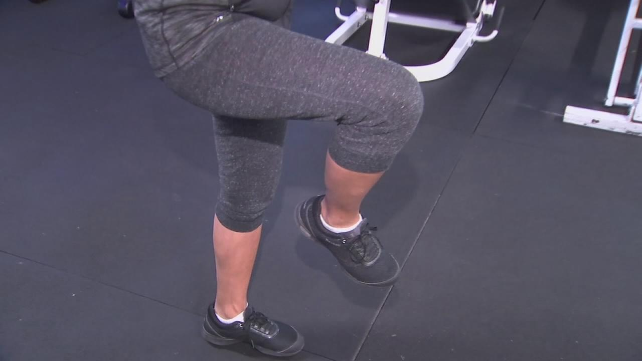 Workout Wednesday: Balance