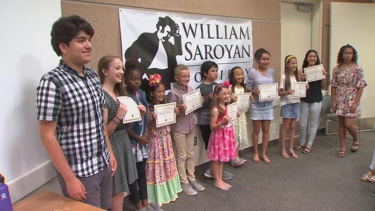 William Saroyan Society Awards