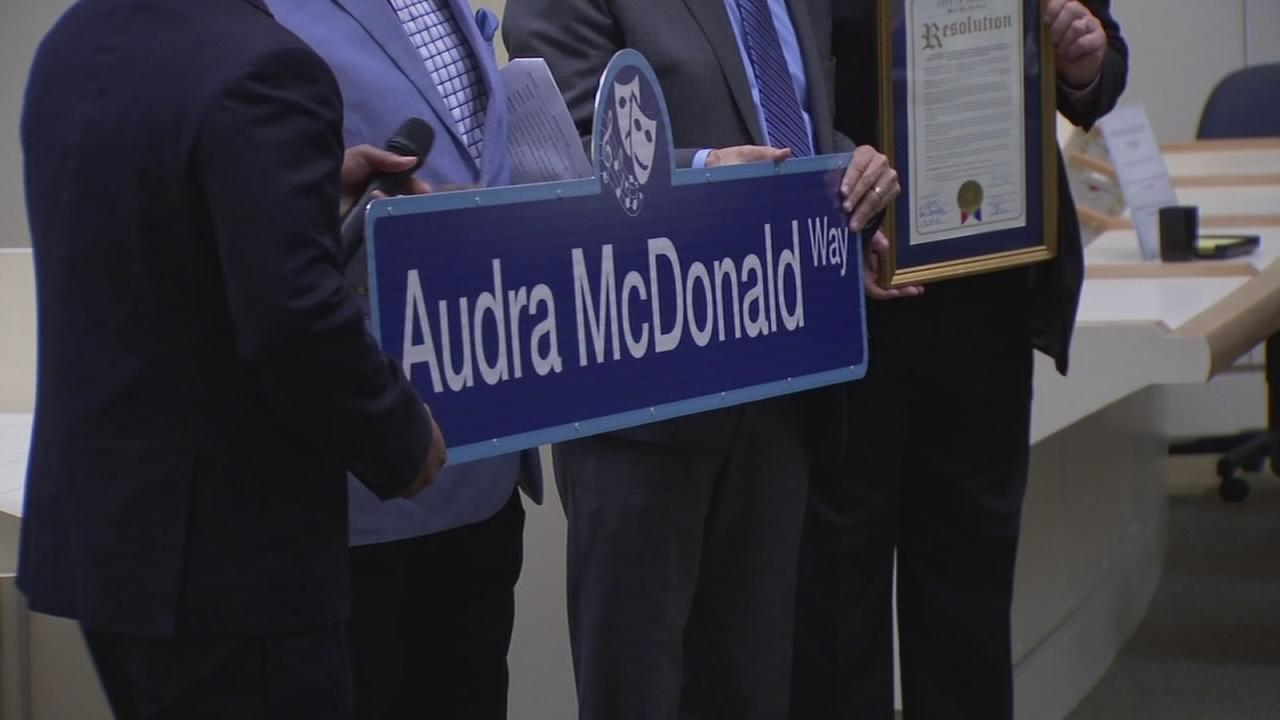 Audra McDonald to be honored in Fresno
