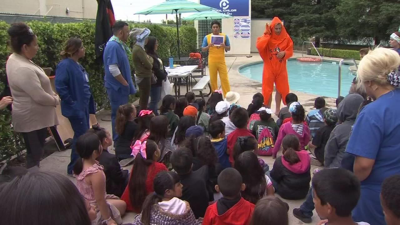 Event aims to keep kids safe