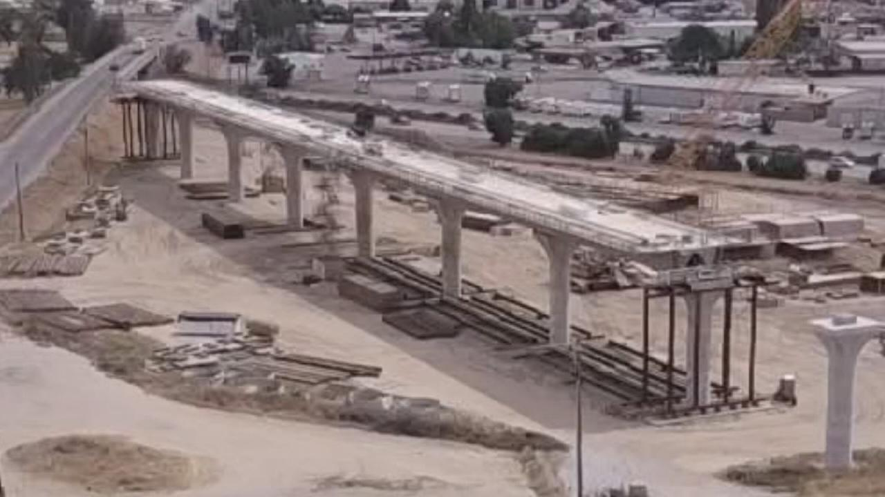 California voters split on high-speed rail