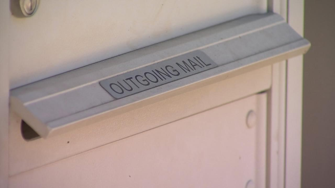 Valley crooks find new way to steal mail