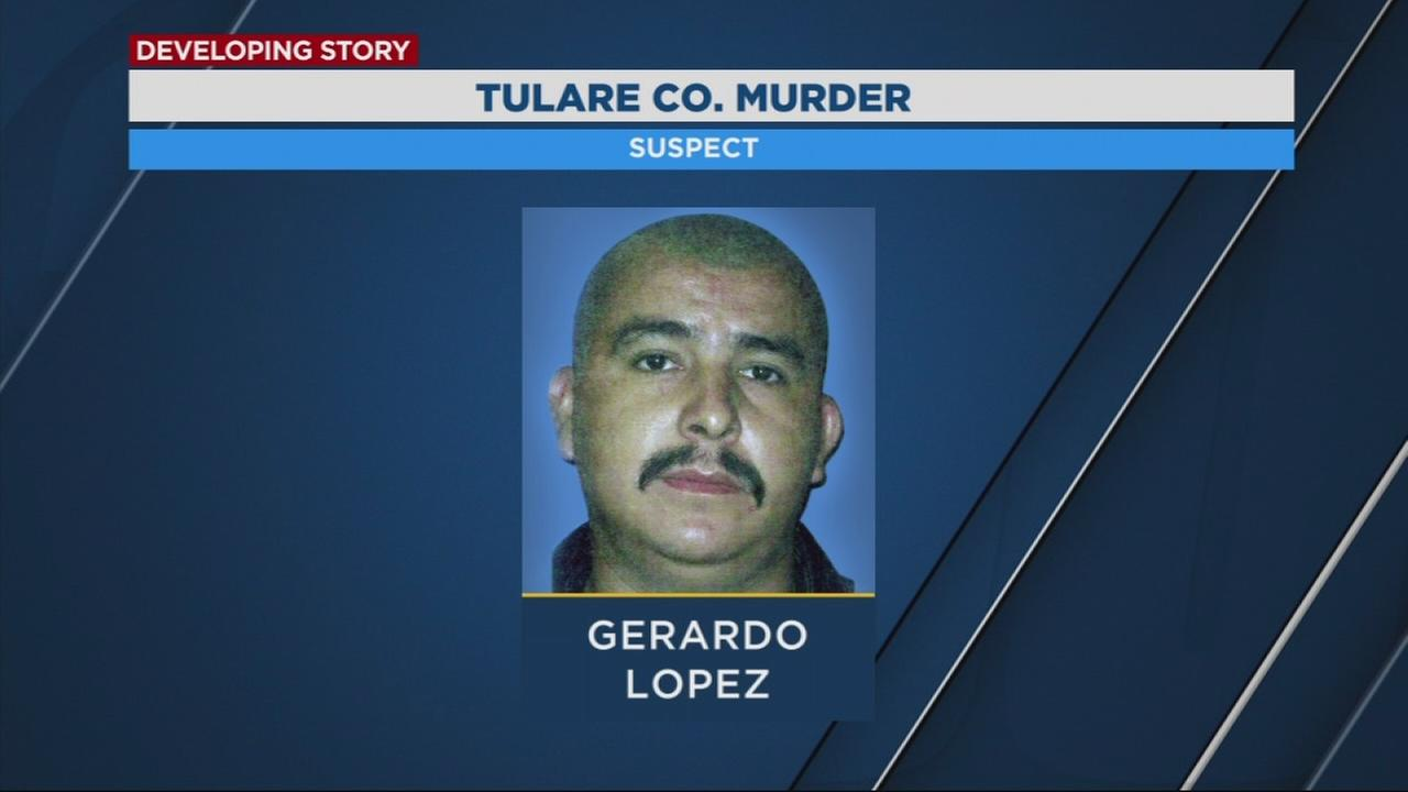 Tulare Sheriffs need your help locating murder suspect